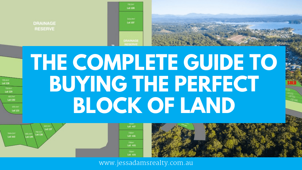 How To Buy A Block Of Land